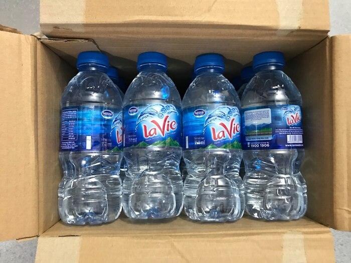 Nước Lavie 350ml Giá Bao Nhiêu
