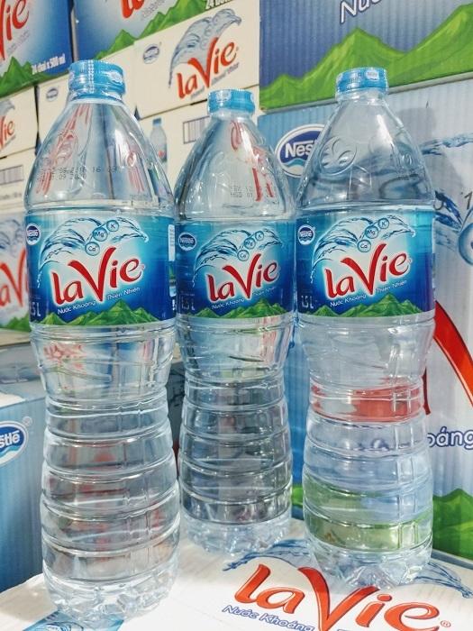 Nước khoáng Lavie 1500ml